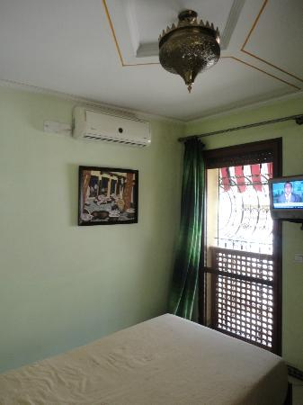 Hotel Jnane Sbile: single room