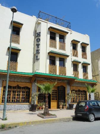 Hotel Jnane Sbile: Hotel