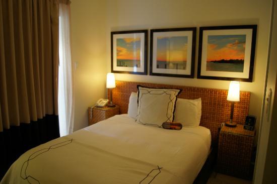 Santa Maria Suites: Dormitorio