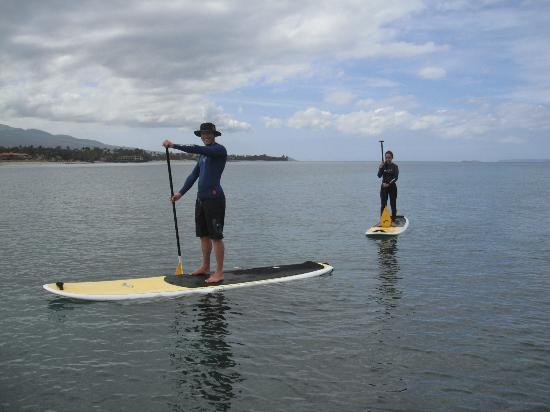 Paia, HI: SUP on Maui