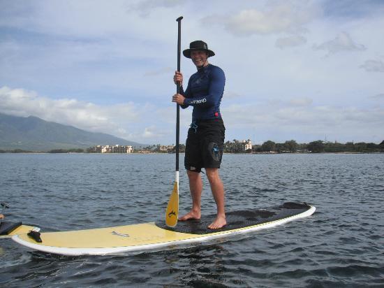 Paia, HI: Stand up paddle-board, Kihei