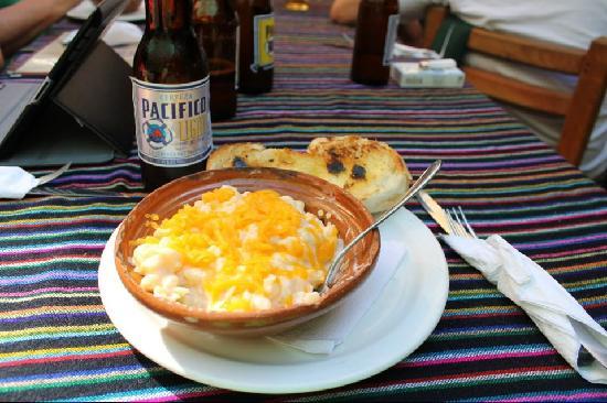 Que Pasa: Mac n Cheese - WOW !!!