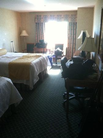 BEST WESTERN PLUS Media Center Inn & Suites: Room 318