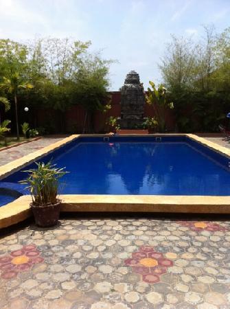 Lotus Lodge: pool