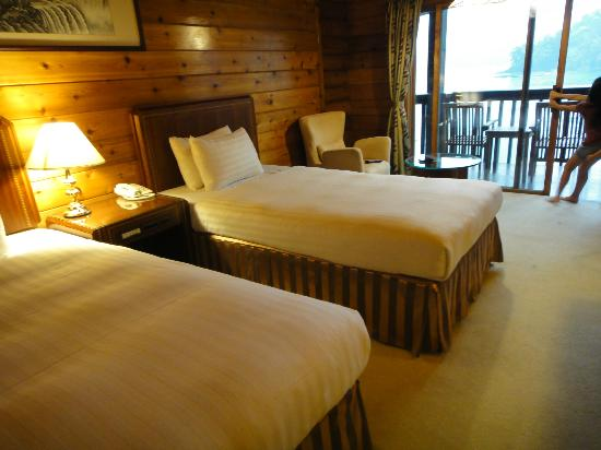The Richforest Hotel-Sun Moon Lake: Room with view