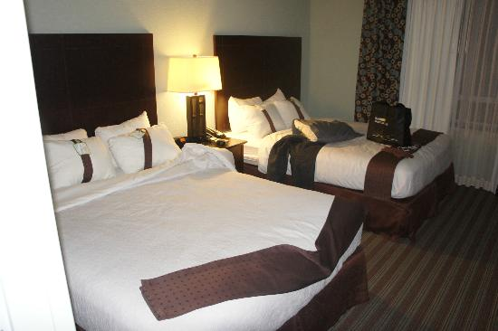 Holiday Inn Hotel & Suites, Williamsburg-Historic Gateway: comfy beds