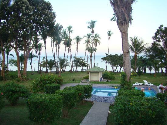 Hooked On Panama Fishing Lodge: lodge