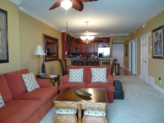 Emerald Isle Resort and Condominiums : Plenty of Room at Emerald Isle