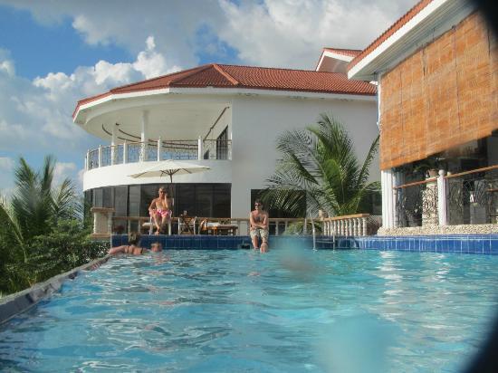 Swimming Pool Picture Of Eden Resort Oslob Tripadvisor