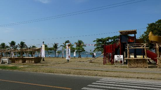Hotel Bahia Subic : View from the restaurant