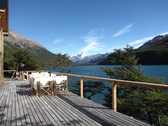 Aguas Arriba Lodge: Time to relax