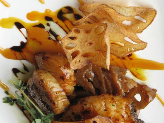The Bistro: Cod fish