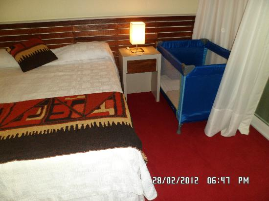 Gran Hotel Tourbillon : hermosa habitacion