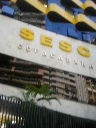 Hotel Sesc Copacabana: SESC Copacabana