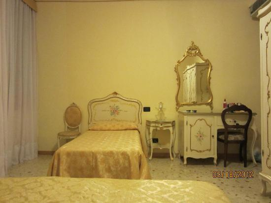 Ca' Leon D'Oro: our triple room