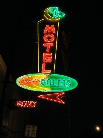 The Crescent Palms Motel: The Best Motel