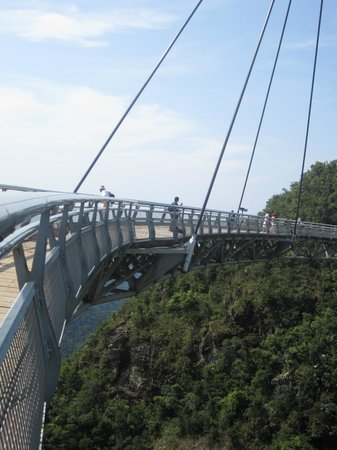 Sky Bridge de Langkawi