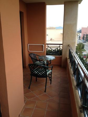 Hipotels Hipocampo Palace: Balkon