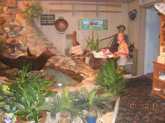 Big Daddy's Restaurant: lobby