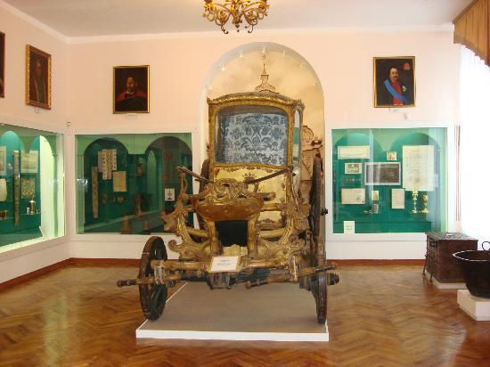Карета - Изображение Национальный музей истории Украины, Киев ...