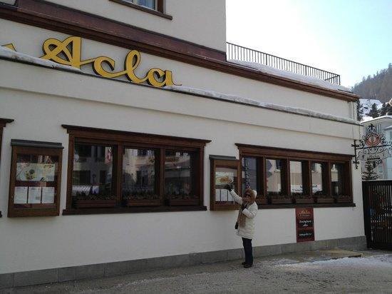 Restaurant Acla St Moritz
