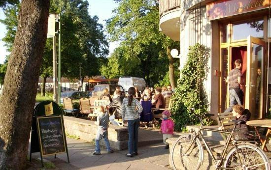 Cafe Mirabelle Berlin