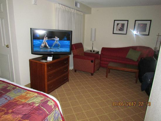 Residence Inn San Francisco Airport/Oyster Point Waterfront: 1 bedroom siute