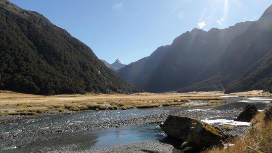 Makarora, Nowa Zelandia: Siberia Wilderness Experience