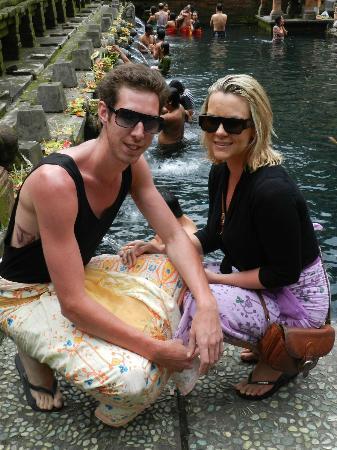 Dewa Bali Tour - Day Tours: Water temple