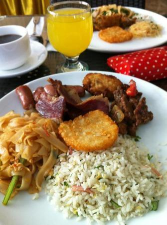 The BCC Hotel & Residence: Breakfast