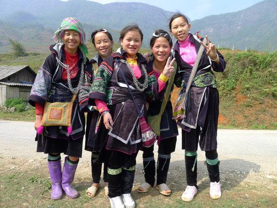 Sapa Sisters Trekking Adventures