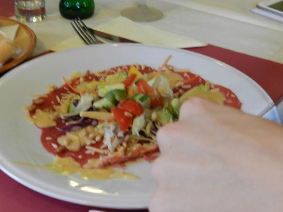 Leveroij, The Netherlands: Lekkere maaltijden