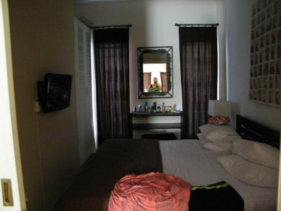 Beach Melati Apartments: main bedroom