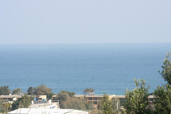 Villa Mare Monte: vue de notre chambre