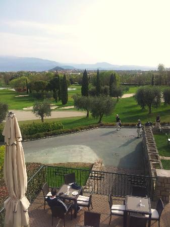 Hotel Porta Del Sole: Golfplatz Garda Golf