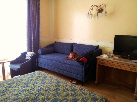 Hotel Porta Del Sole : Zimmer