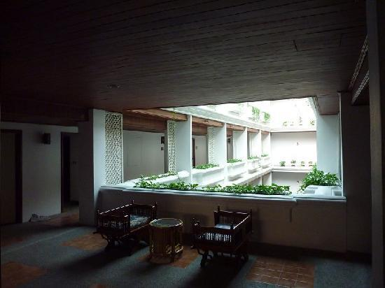曼谷麗晶公園酒店照片