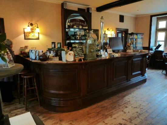 Brief Encounter Refreshment Room: The tearoom
