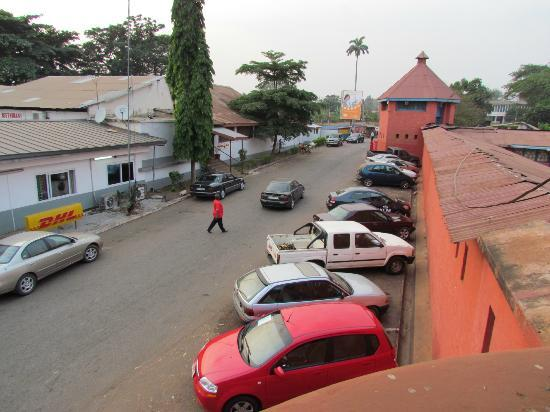 Kumasi Fort - Ghana Armed Forces Museum : Kumasi Fort - The Modern-Day Battlements