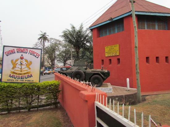 Kumasi Fort - Ghana Armed Forces Museum Picture