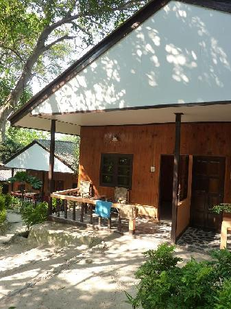 Jep's Bungalows: Zimmer