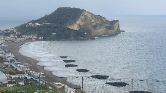 panorama dalla terrazza - Picture of La Torre Saracena, Monte Di ...
