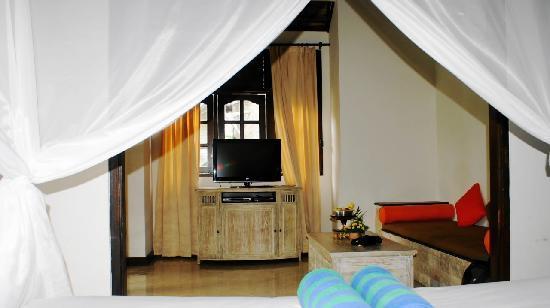 Ubud Dedari Villas: Le bungalow