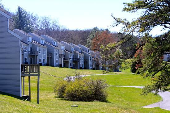 Villas at Tree Tops and Fairway: VILLAS AT TREE TOPS ,BUSHKILL,PA.
