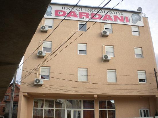 Gnjilane, Kosovo: Hotel dardani