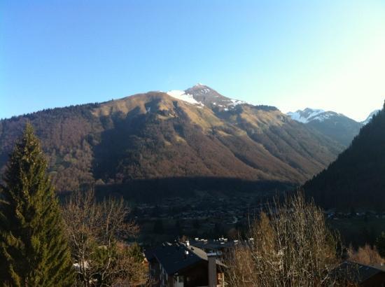 Star Ski Chalets: view from Star ski chalet