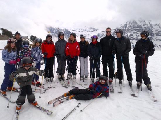 Star Ski Chalets: Star ski Easter 2012 Guests