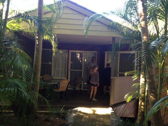 Aanuka Beach Bures: villa 54