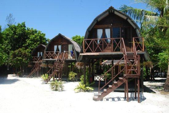 Mari Mari Mantanani Backpacker Lodge: Lodge