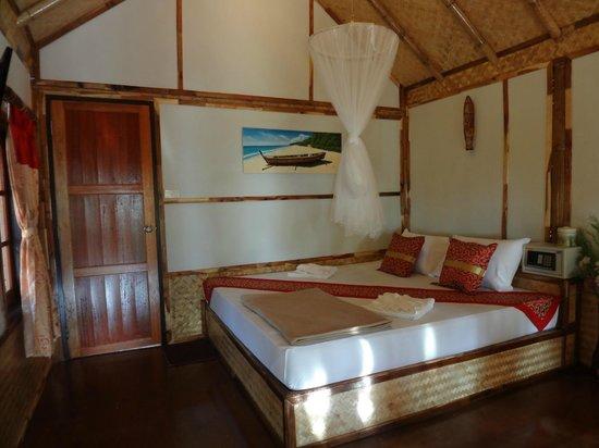 Phuphaya Seaview Resort: das zimmer